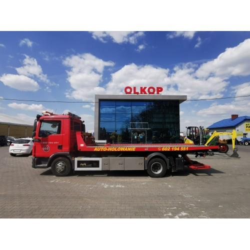 Tow truck MAN 12.250