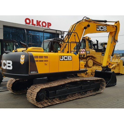JCB JS220LC+